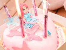 Тематический тортик с Блум
