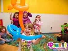 Лунтик в детском садике