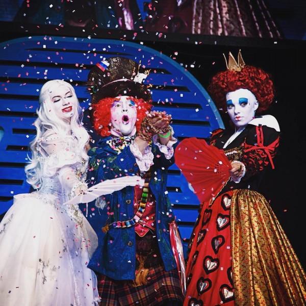 VIP Алиса в стране чудес