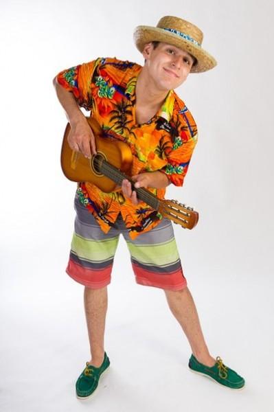 Гавайская пати