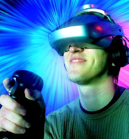 3D шоу путешествие в виртуальную реальность