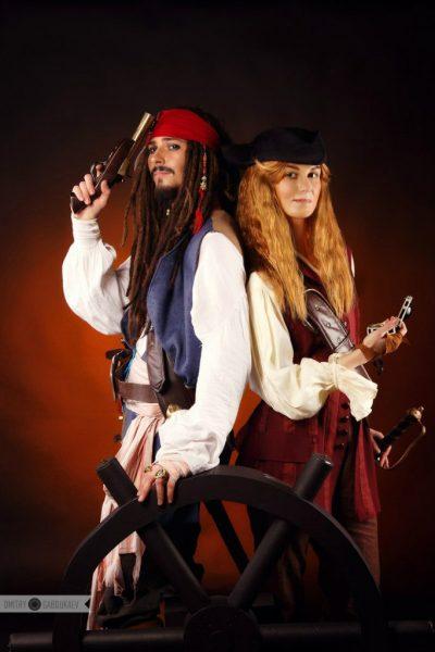 VIP Пираты Карибского моря